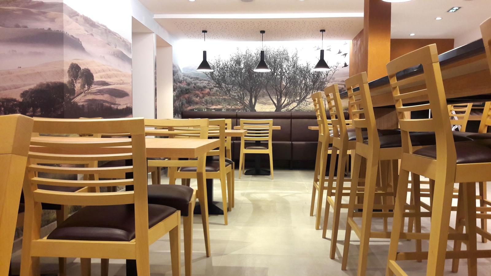 ristorante piccola italia cinzano arredamenti
